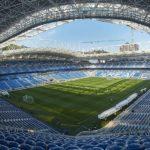 Nuevo Estadio de Anoeta - San Sebastián
